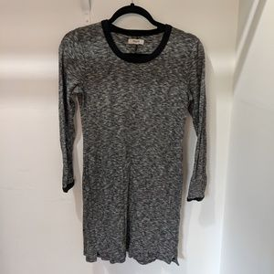 Madewell Long-Sleeve Minidress